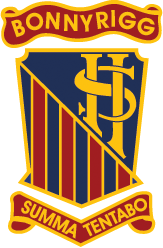 Bonnyrigg High School logo